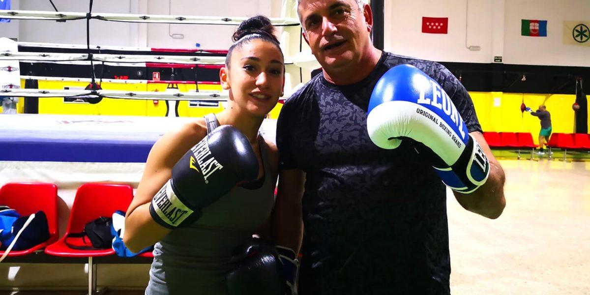 clases de boxeo pareja boxeo