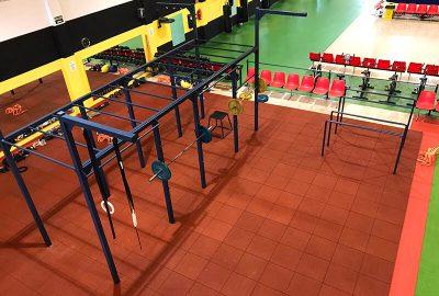 Nuevo espacio funcional Boxing Unitres