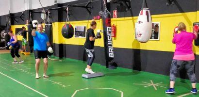 Entrenamiento físico de boxeo UniBox