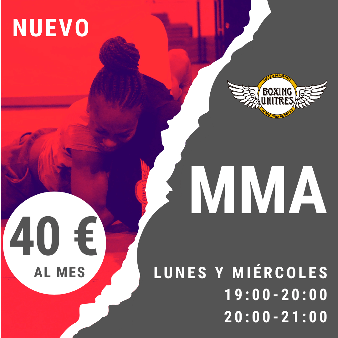 clases MMA